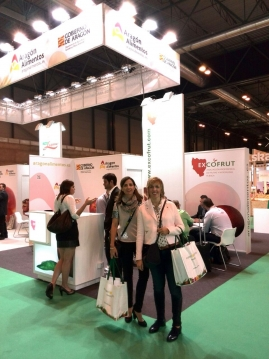 Representantes de Freshbox en Fruit Attraction
