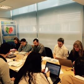 Los socios del Comité General repasan acciones llevadas a cabo- LIFE Freshbox