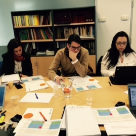 Partners discuss preparatory actions during Steering Committee Meeting- LIFE Freshbox