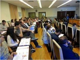 Al curso asistieron más de 70 personas (capataces de explotación agrícola, gerentes de centrales y estudiantes de último curso de CTA)