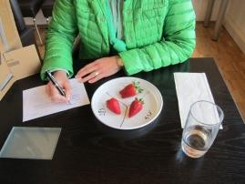 Sensorial tests taken at Kölla