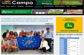 FreshBox, proyecto europeo para un transporte de productos frescos más eficaz y eficiente