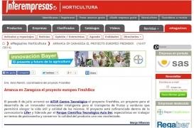 Arranca en Zaragoza el proyecto europeo FreshBox