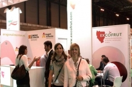 Presentes en Fruit Attraction 2014
