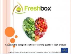 La jornada informativa sobre el programa LIFE en Irlanda permite presentar el proyecto Freshbox