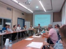 Transfer LBC dirige un taller de Cambio Climático en Aragón