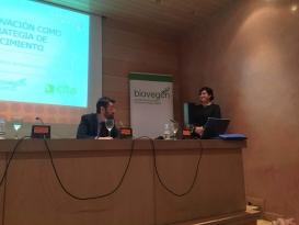 Lafuente Tomey presenta el proyecto en una jornada técnica en Zaragoza