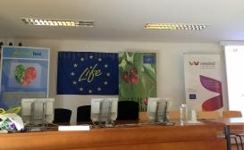 Cooperación con 6 otros proyectos LIFE en Zaragoza