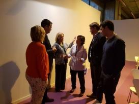 Quinta reunión entre socios en Madrid