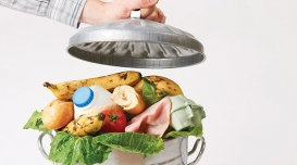 The problem with food waste: More than we can chew