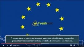 Entrevista sobre el Proyecto Fresh Box en el programa Aragón TV