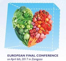 Invitación a la Conferencia Final del Proyecto en Zaragoza