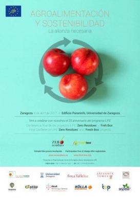 Fresh Box celebra su conferencia final junto con Cero Residuos - El reto es hacer el sector agroalimentario más sostenible