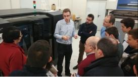 Alumnos de Secundaria visitan las instalaciones de AITIIP