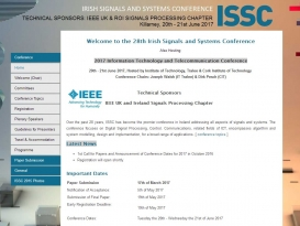 The FRESH BOX will be presented at the ISSC Conference in Ireland