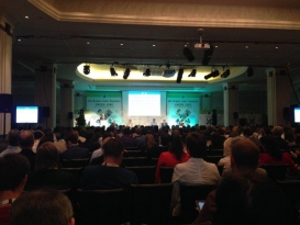 Transfer visita la cumbre Green Week en Bruselas